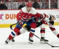 NHL trade deadline: Red Wings send winger Anthony Mantha to Capitals