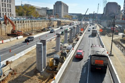 Democrats' plan for infrastructure to gain clarity as lawmakers return to D.C.