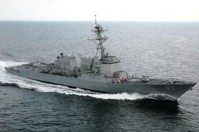 U.S. Navy to accompany cargo ships through Strait of Hormuz after Iran dispute