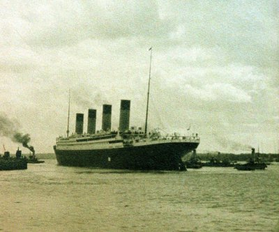Last lunch menu from Titanic could fetch $70,000