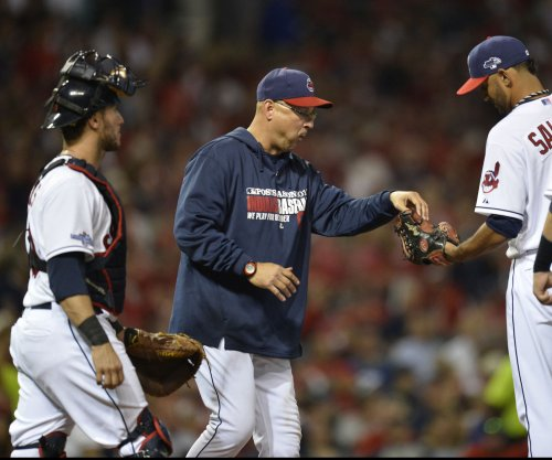 Cleveland Indians battle back to rout Cincinnati Reds
