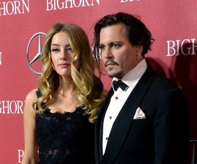 Johnny Depp's mother dies; wife Amber Heard files for divorce