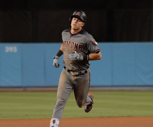Ahead of J.D. Martinez's arrival, Arizona Diamondbacks rout Cincinnati Reds