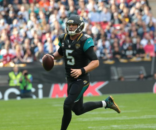 Blake Bortles throws 4 TDs as Jacksonville Jaguars rout Baltimore Ravens 44-7