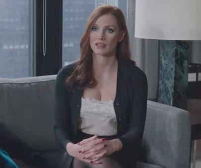 Jessica Chastain stars in new 'Molly's Game' trailer