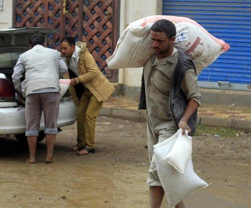 U.N.: Houthi rebels selling food aid on black market in Yemen