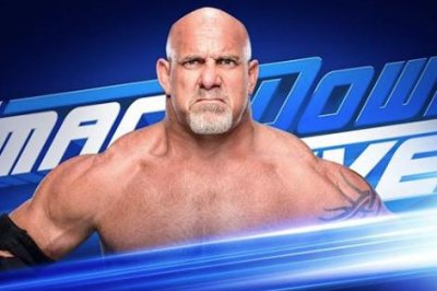 WWE: Goldberg to appear on Smackdown for first time