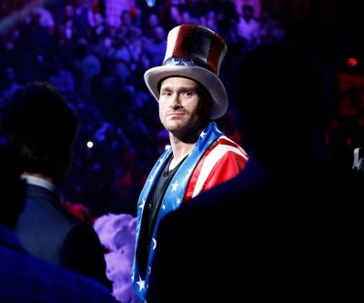Boxer Tyson Fury primed for Wallin bout, says sport needs 'lively' champs