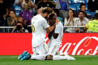 Brazilian teens Rodrygo, Vinicius Junior lead Real Madrid to La Liga win