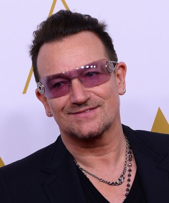 U2 to perform at the Oscars next month