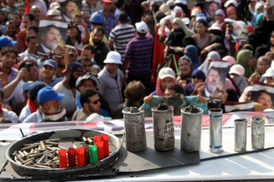 Preacher: Morsi supporters will 'die as martyrs' to see him reinstated