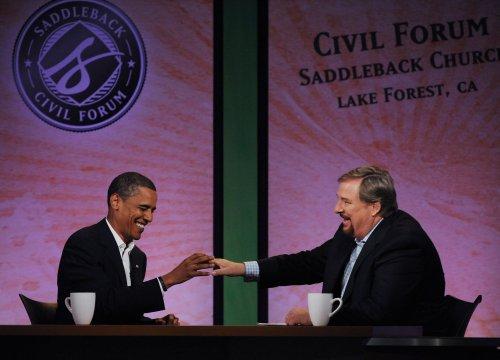 Obama says inauguration honors all views