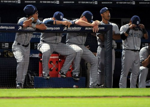 San Diego slides past Angels in Cactus League play