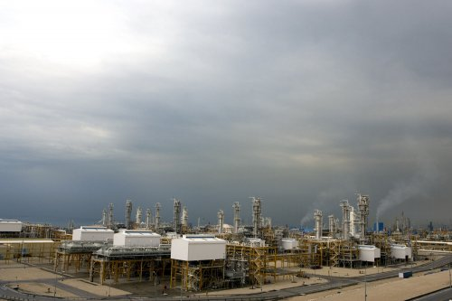 Lukoil boss meets Iraqi oil minister