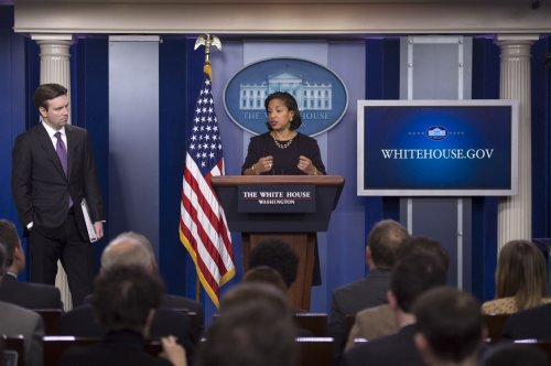 White House: No military coordination with Iran on Islamic State