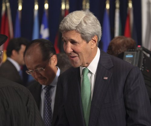 U.S. to convene first anti-IS ministerial meeting in Dec.