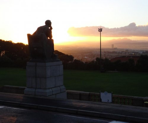 Statue of British colonial in South Africa removed after protests