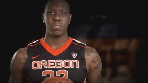 Oregon State suspends Jarmal Reid for tripping referee