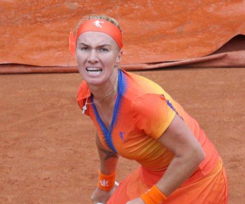 Svetlana Kuznetsova upsets Serena Williams in Miami