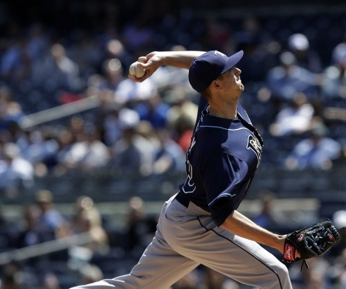 Tampa Bay Rays ride four homers to rout of Toronto Blue Jays