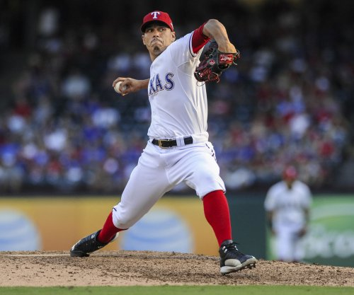 Texas Rangers edge Kansas City Royals behind strong effort from A.J. Griffin