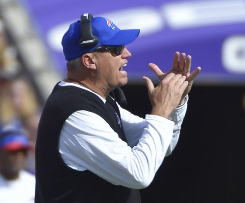 Buffalo Bills' Greg Roman takes blame for ailing offense in opener
