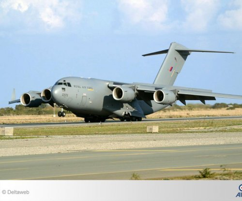 Britain seeks continued U.S. logistics support for C-17s