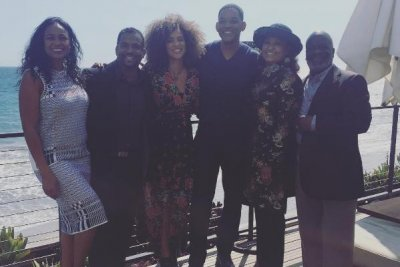 Will Smith, cast of 'Fresh Prince of Bel-Air' reunite