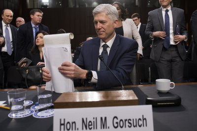 Democrats have enough votes to filibuster Supreme Court nominee Gorsuch