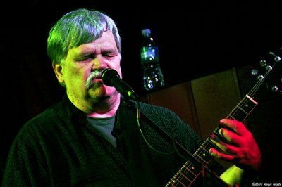 Jam band legend Bruce Hampton dies after collapsing on stage