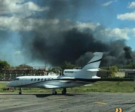 Two die in small plane crash in New Jersey