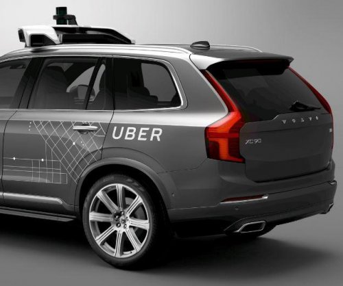 Volvo says deal will provide thousands of self-driving cars for Uber fleet