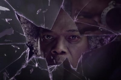 'Glass' trailer sneak peek features Samuel L. Jackson's Mr. Glass