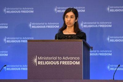 Iraqi, African sex assault activists win 2018 Nobel Peace Prize