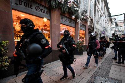 French police kill suspected Strasbourg shooting gunman