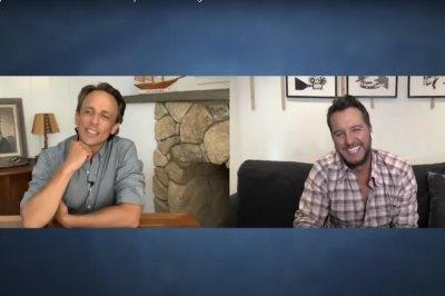 Luke Bryan discusses his mom's 'One Margarita' video cameo