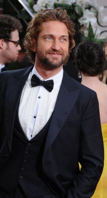 Gerard Butler tees up new action movie