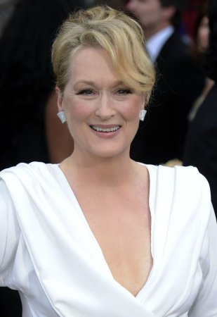 Streep may play Thatcher in film