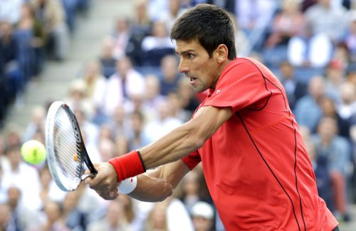 Djokovic marks 100 weeks as ATP's No. 1