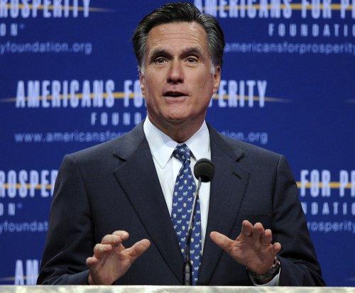 Romney: Obama 'set back' peace prospects