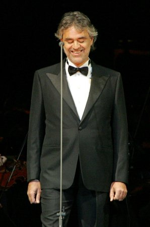 Bocelli joins D.C. Christmas special bill