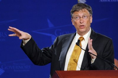 Bill Gates tops Forbes' list of billionaires