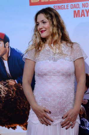 Drew Barrymore enjoys family vacation in Nantucket
