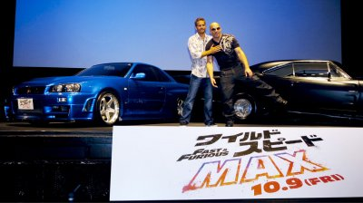 Vin Diesel shares 'Fast & Furious 7' set photos featuring the late Paul Walker