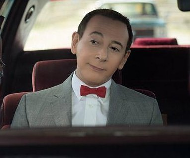 Paul Reubens begins filming 'Pee-wee's Big Holiday'