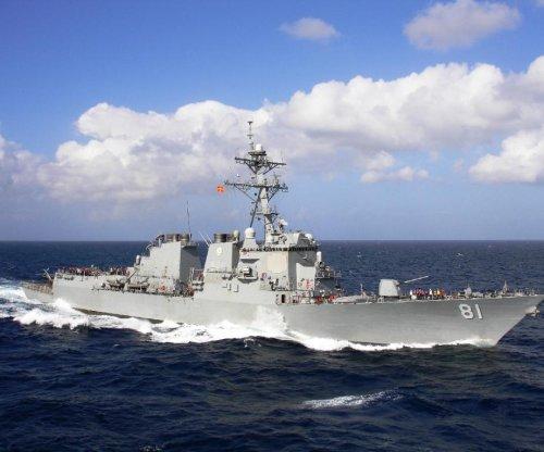 Construction begins on U.S. Navy's USS Thomas Hudner