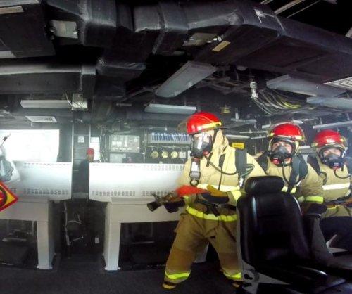 U.S. Navy's USS Coronado completes survivability test