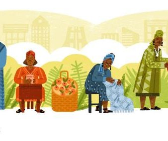 Google honors Ghanaian entrepreneur Esther Afua Ocloo with new Doodle