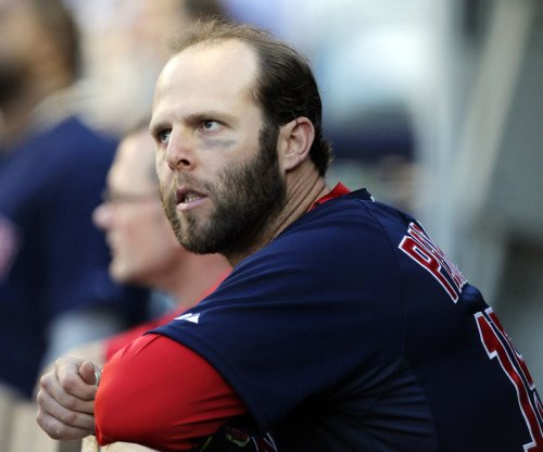 Boston Red Sox say Dustin Pedroia is 'day to day'