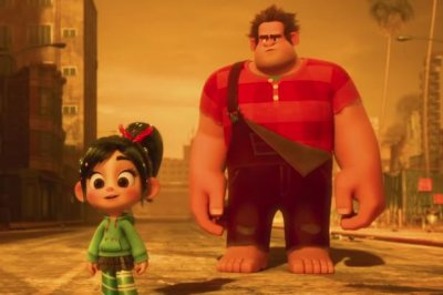 'Wreck-It Ralph 2' trailer: Ralph enters the Dark Net